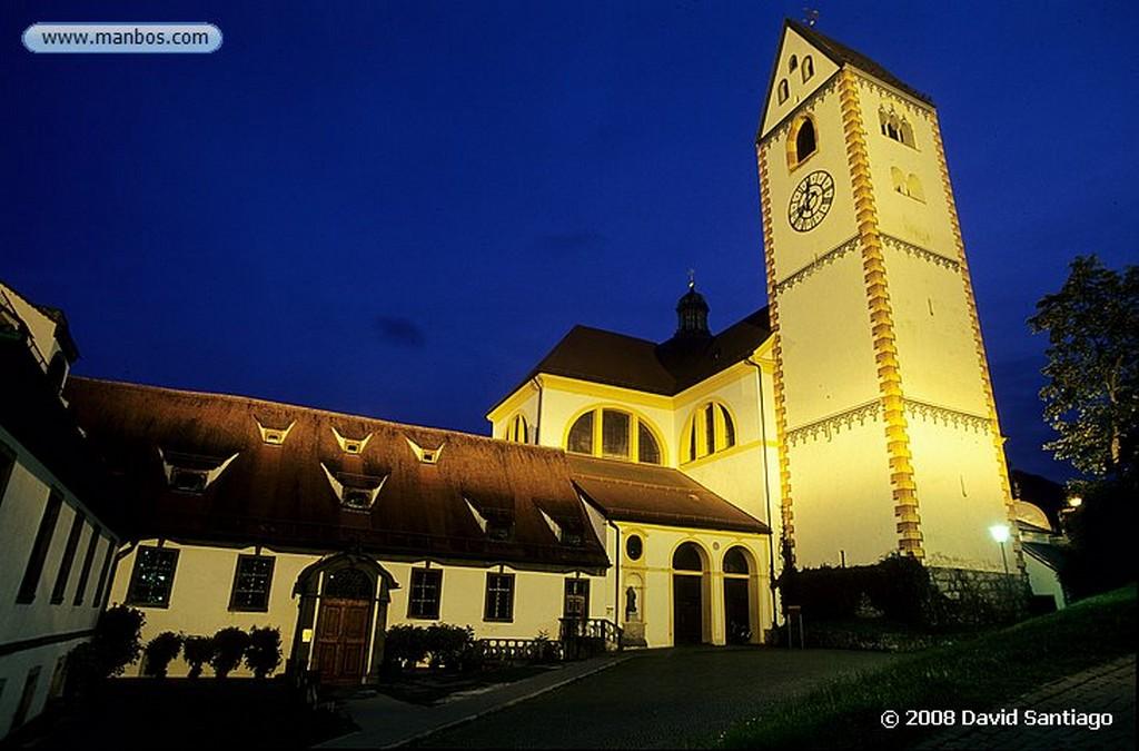 Fraveninsel Convento de las Benedictinas Fraveninsel Baviera Baviera