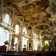 Photo of Birnau, Germany - Monasterio de Birnau Baviera