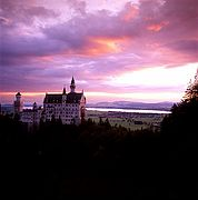 Photo of Neuschwanstein Castle, Germany - Castillo de Luis II - El Rey Loco