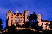 Photo of Hohememschwangau Castle, Hohememschwangau  Castle, Germany - Castillo de Hohememschwangau Baviera