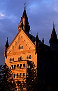 Photo of Neuschwanstein Castle, Germany - Castillo de Luis II - El Rey Loco
