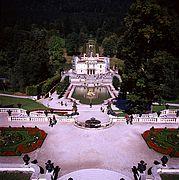 Castillo de Linderhof, Castillo de Linderhof, Alemania