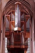 Foto de Rotemburgo, Alemania - Iglesia de Santiago Rothenburg