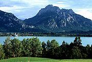 Lago Alpsee, Lago Alpsee, Alemania