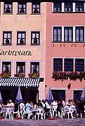 Foto de Rotemburgo, Alemania - Restaurante Galfhof Marftplatz Rothenburg