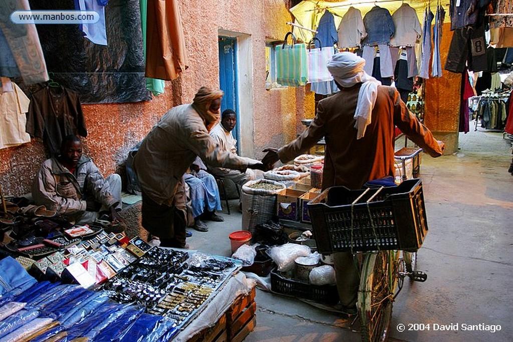 Tamanrasset Mercado en Tamanrasset - Argelia Argelia