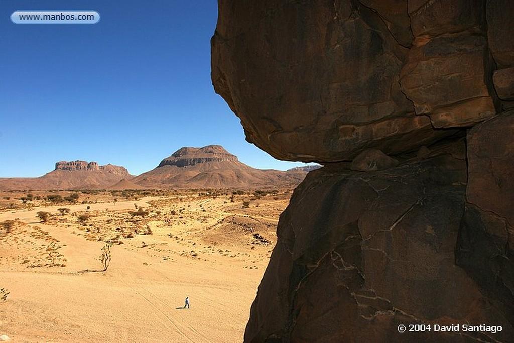 Parque Nacional del Ahaggar Parque Nacional del Ahaggar - Argelia Argelia