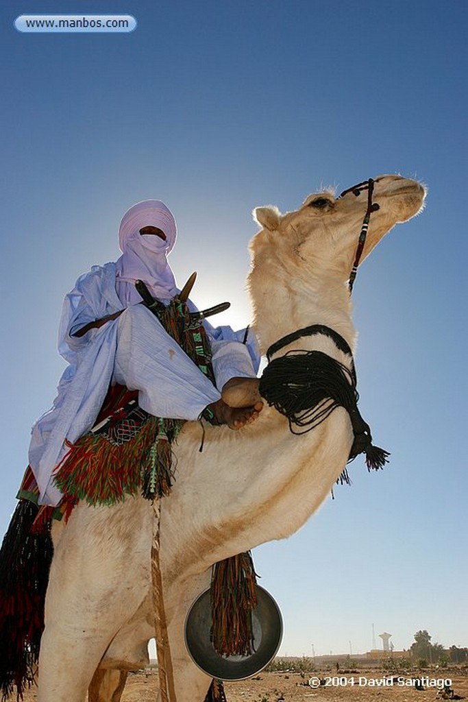 Tamanrasset Tuareg de Tamanrasset - Argelia Argelia