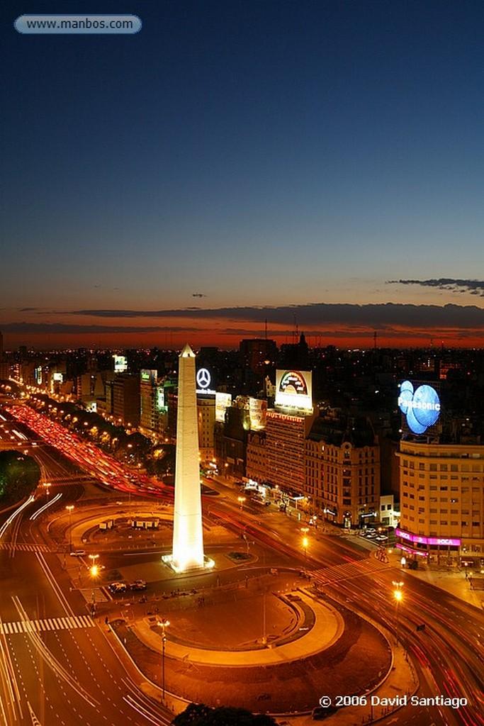 Foto de Buenos Aires, Argentina - 9 de Julio en Buenos Aires