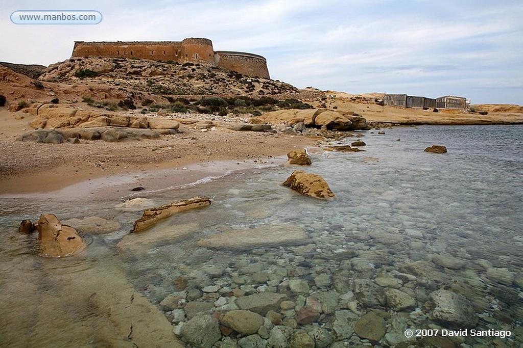 Cabo de Gata INFORMACION Almeria