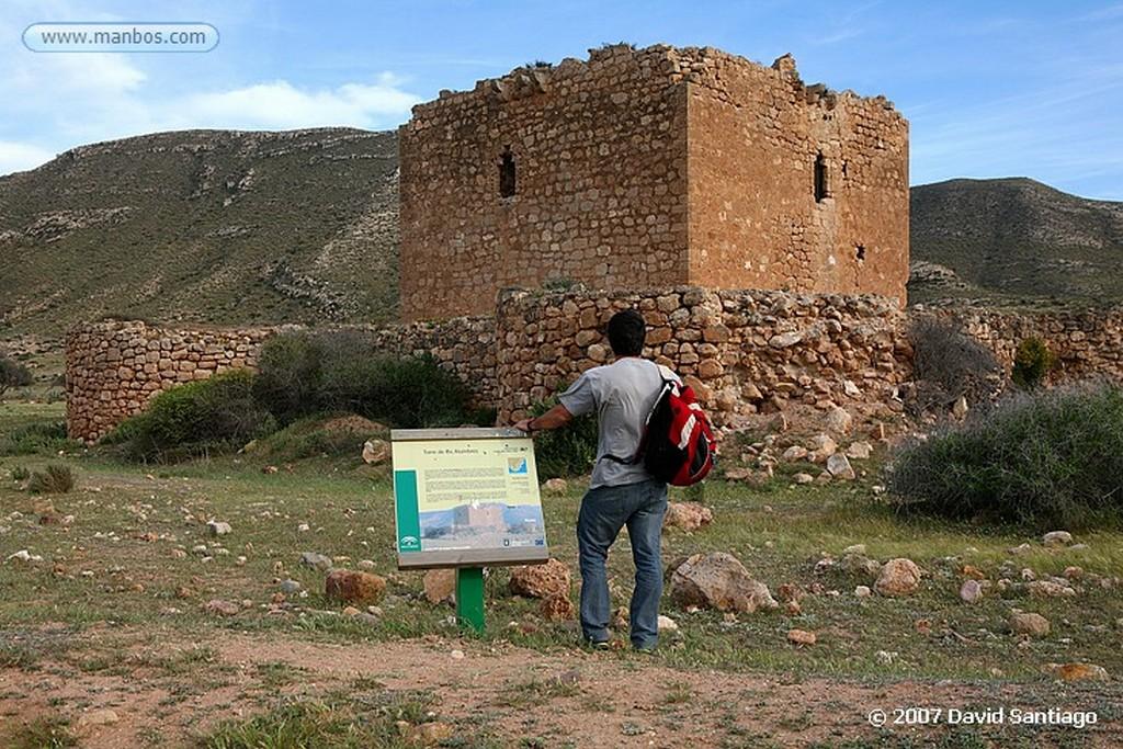 Cabo de Gata TORRE EN EL PLAYAZO Almeria