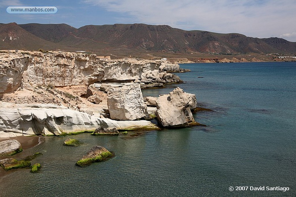 Cabo de Gata LOS CORTIJILLOS Almeria