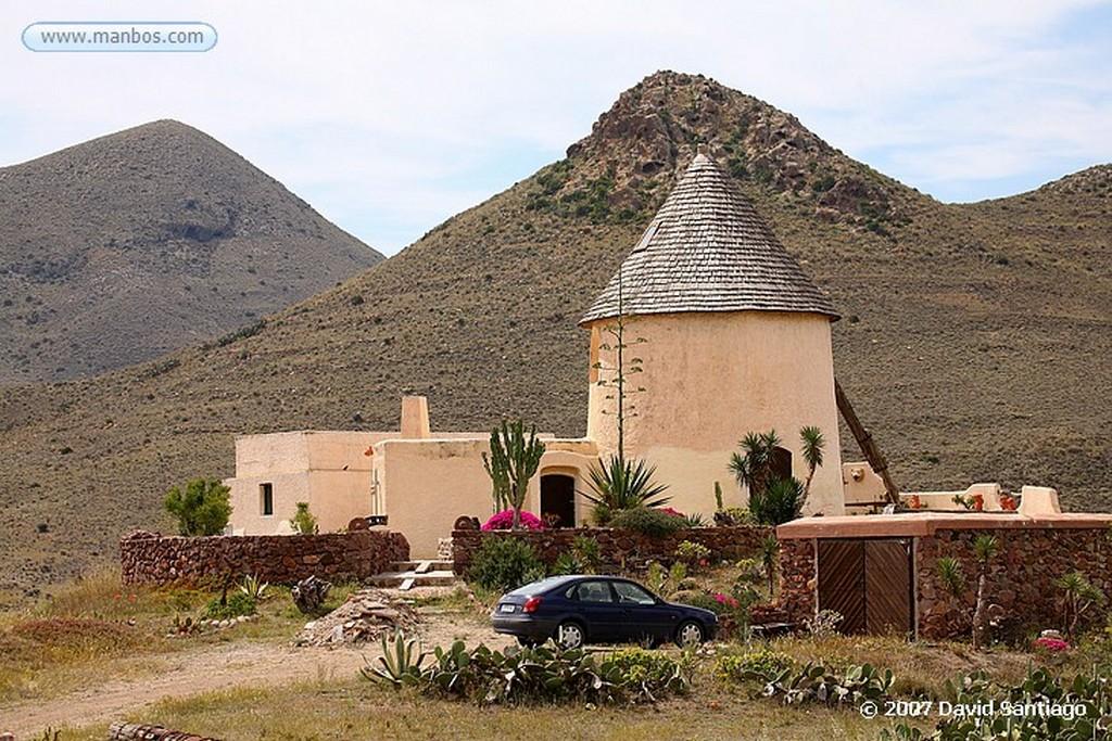 Cabo de Gata PLAYA DEL MÓNSUL Almeria