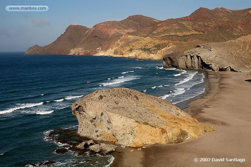 Cabo de Gata NORIA EN EL POZO DE LOS FRAILES Almeria