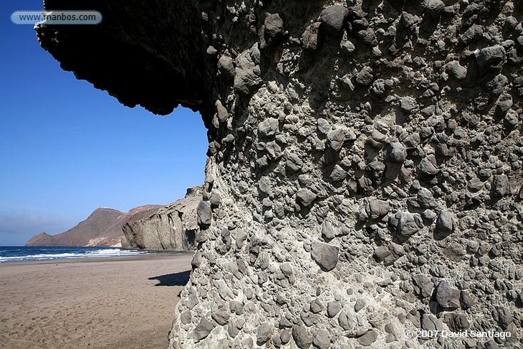 Cabo de Gata ENSENADA DE LOS GENOVESES Almeria