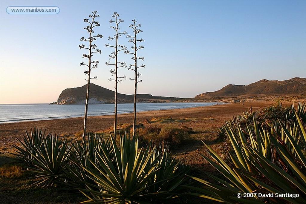 Cabo de Gata PUERTO DE SAN JOSE Almeria