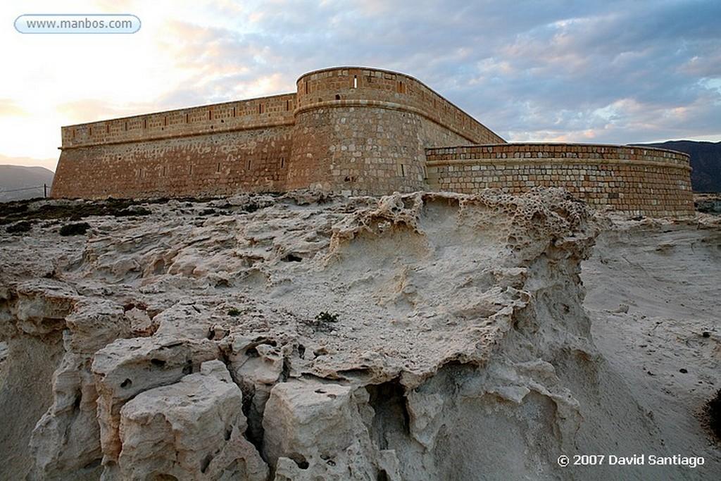Cabo de Gata FONDEADERO DE LOS ESCULLOS Almeria