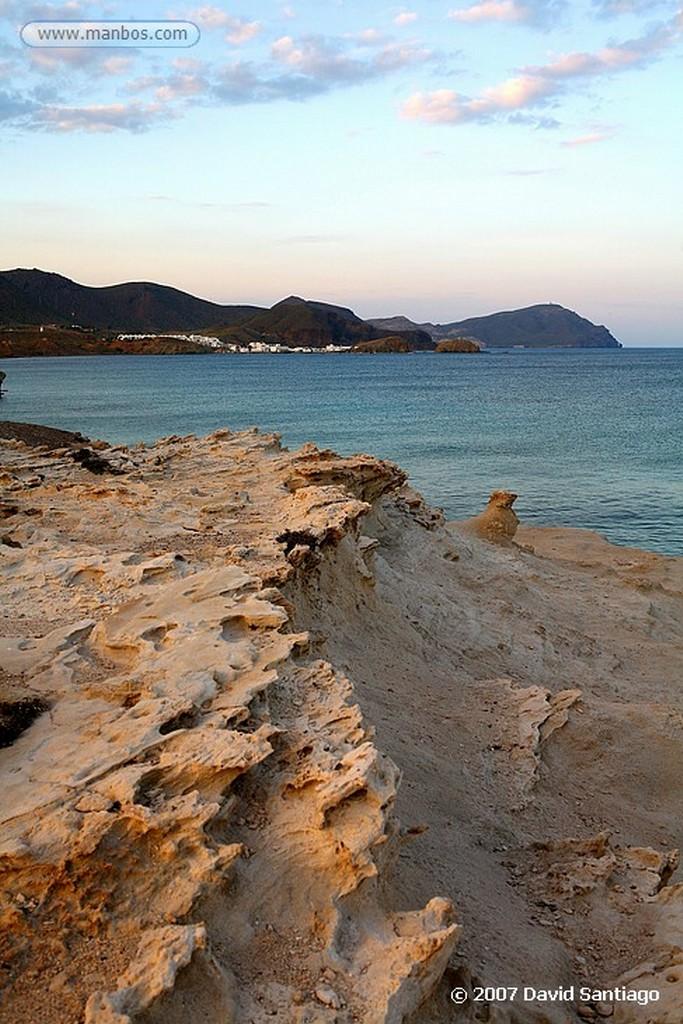 Cabo de Gata BATERIA DE SAN FELIPE DE LOS ESCULLOS Almeria