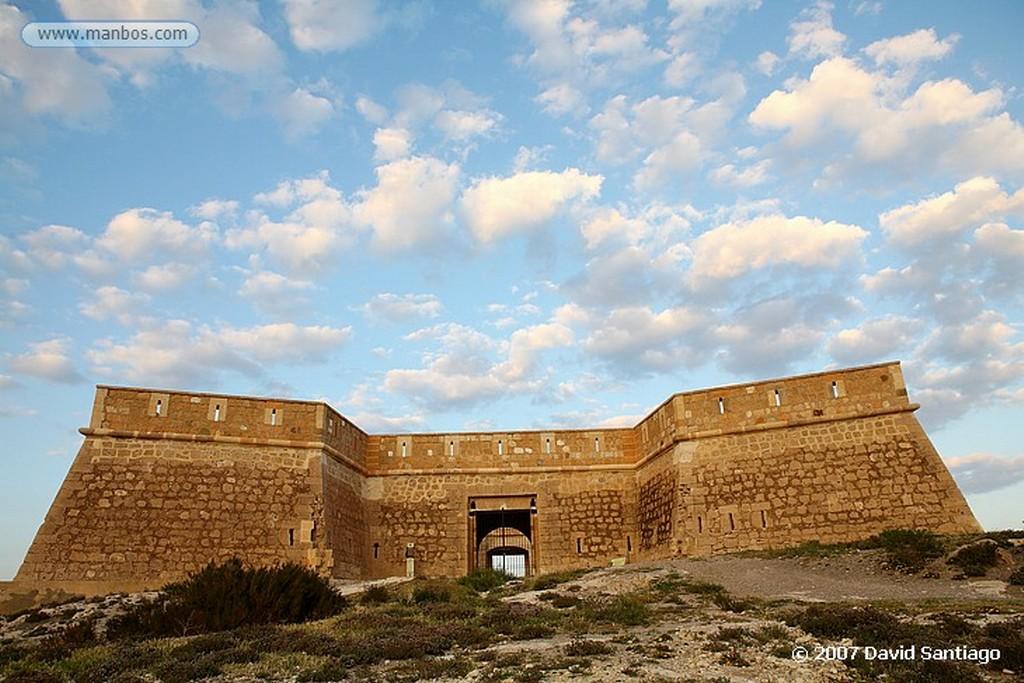 Cabo de Gata LA ISLETA DEL MORO ARRAEZ Almeria
