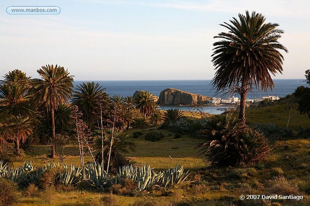 Cabo de Gata CARTEL INFORMATIVO Almeria
