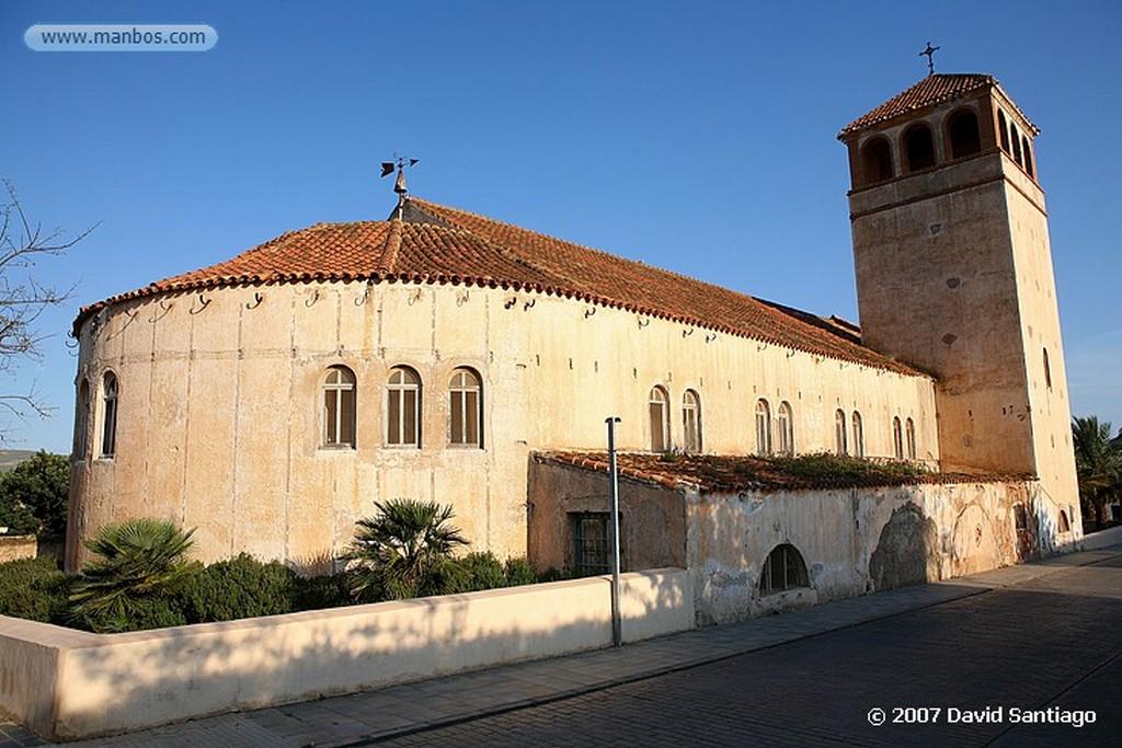 Cabo de Gata JARDIN BOTANICO EN RODALQUILAR Almeria