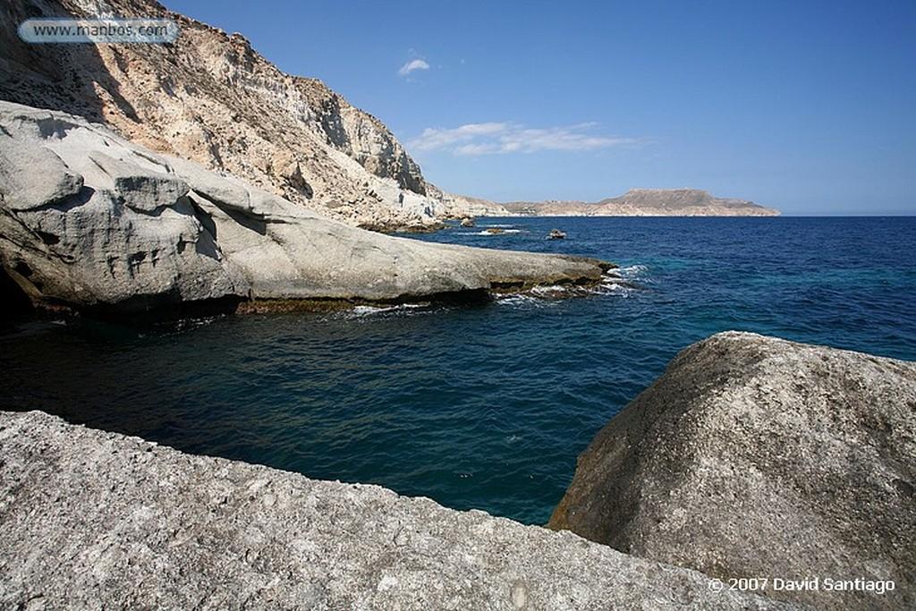 Cabo de Gata COSTA ENTRE CALA DEL PLOMO Y CALA DE EN MEDIO Almeria