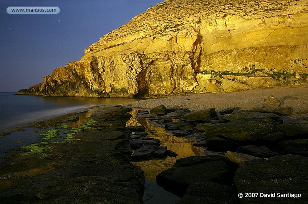 Cabo de Gata CARTEL INFORMATIVO DE LAS SALINAS DEL CABO DE GATA Almeria