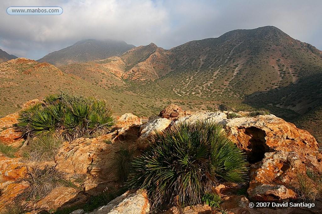 Cabo de Gata PLAYA LA FABRIQUILLA Almeria