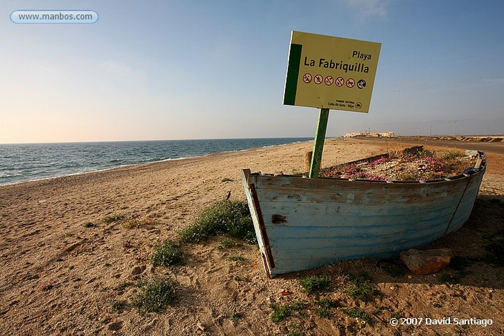 Cabo de Gata INSTRUMENTO PARA SACAR BARCOS EN LA FABRIQUILLA Almeria