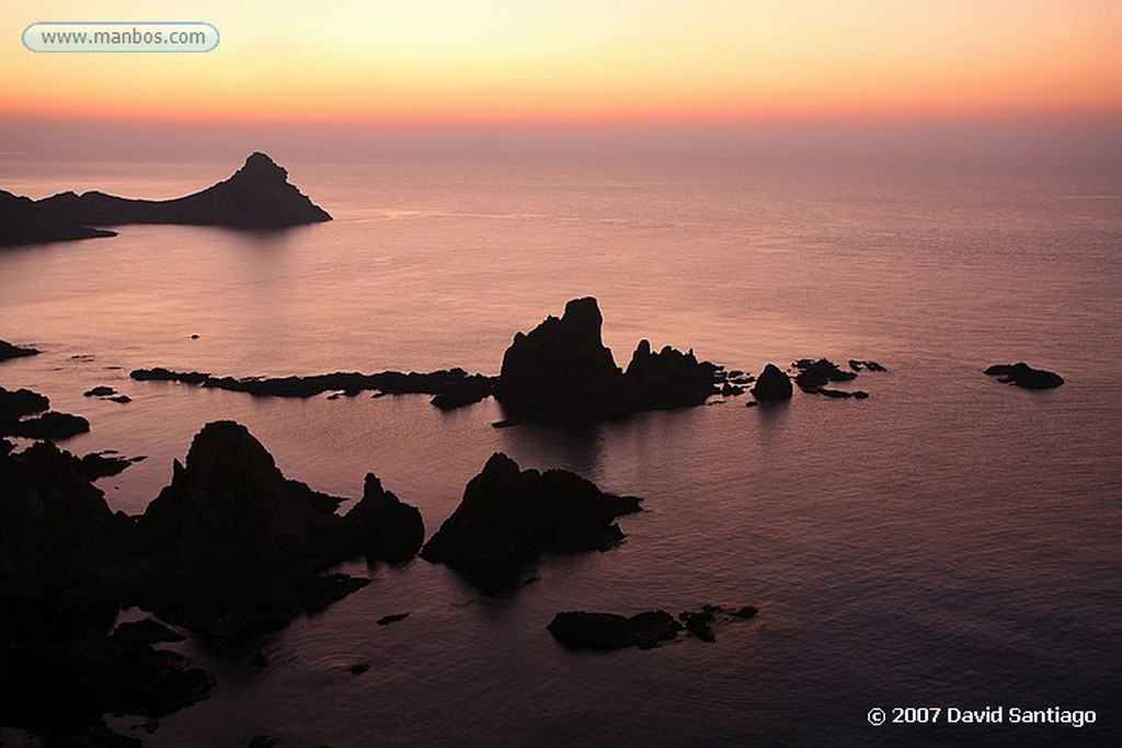 Cabo de Gata ARRECIFE DE LAS SIRENAS EN EL CABO DE GATA Almeria