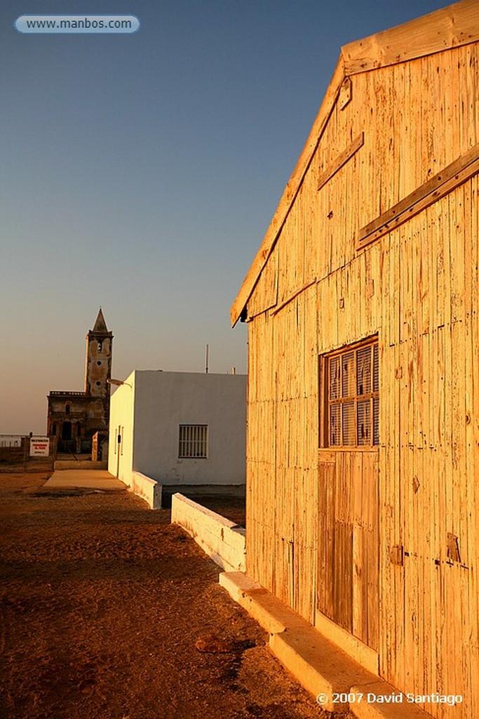 Cabo de Gata LA ALMADRABA DE MONTELEVA Almeria