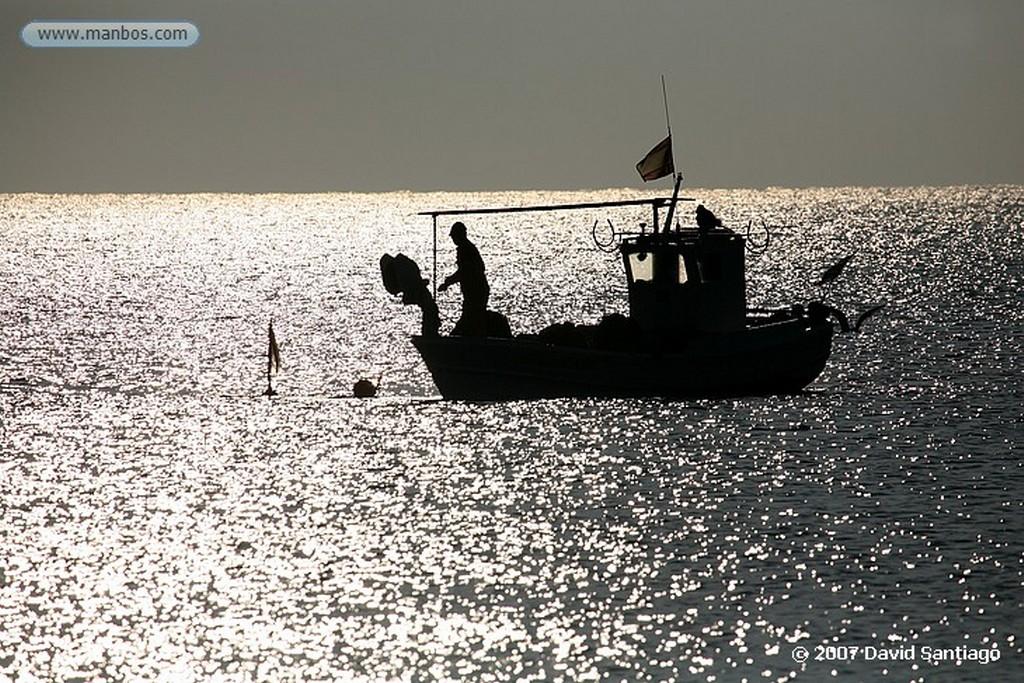 Cabo de Gata PESCADOR EN EL CABO DE GATA Almeria