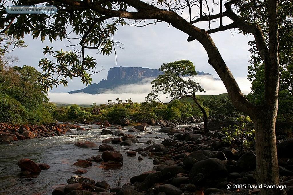Parque Nacional Canaima Nativo Pemon Bolivar