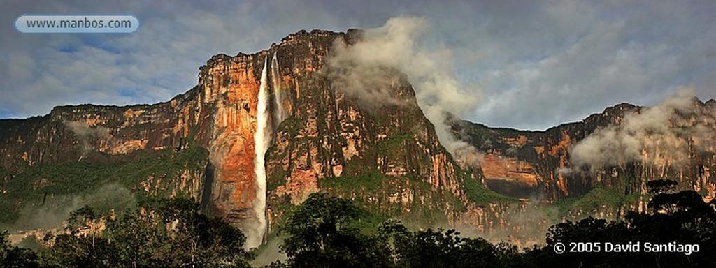 Parque Nacional Canaima Tepui Kukenan Bolivar
