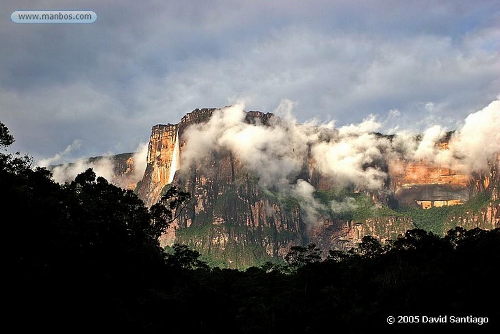 Parque Nacional Canaima Rio Carrao Bolivar