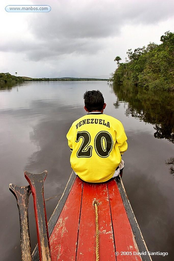 Parque Nacional Canaima Rio Paragua Bolivar