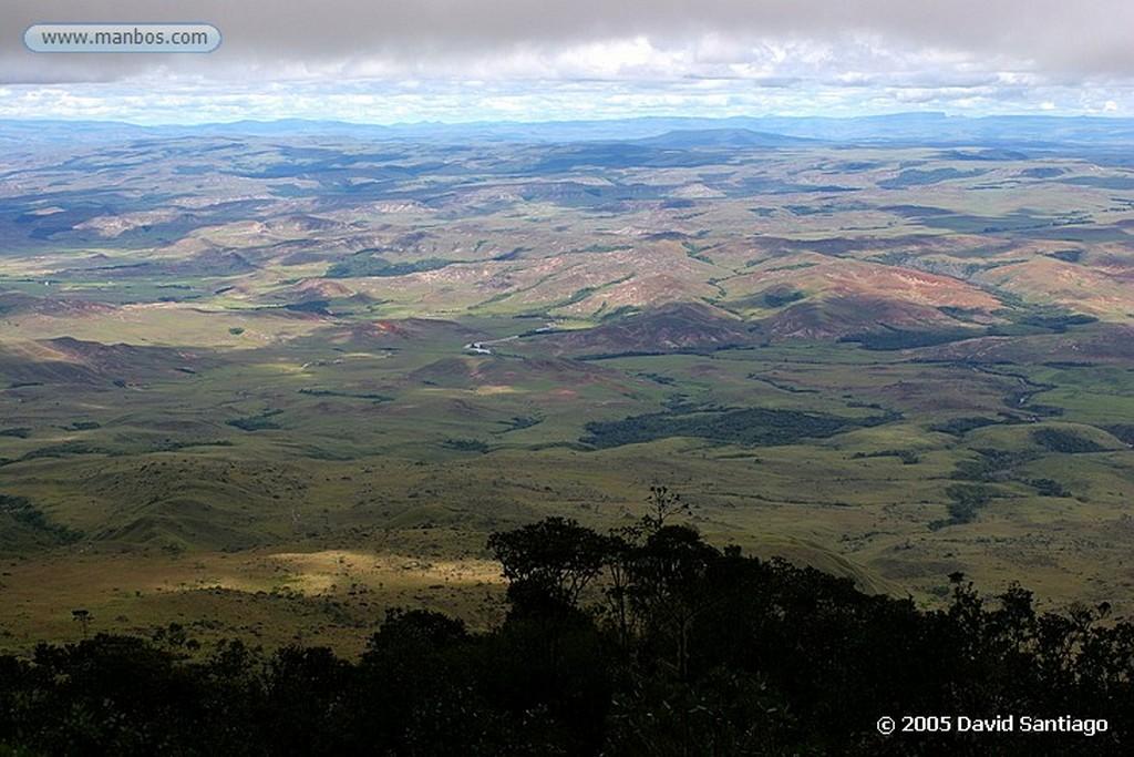 Parque Nacional Canaima Gran Sabana Bolivar