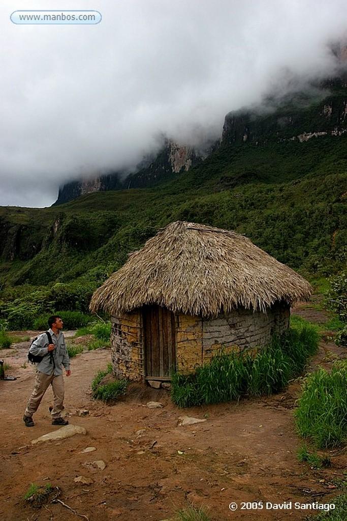 Parque Nacional Canaima Tepui Roraima Bolivar