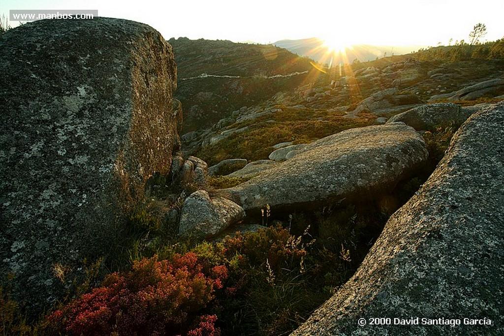 Parque Natural Baixa Limia Ourense
