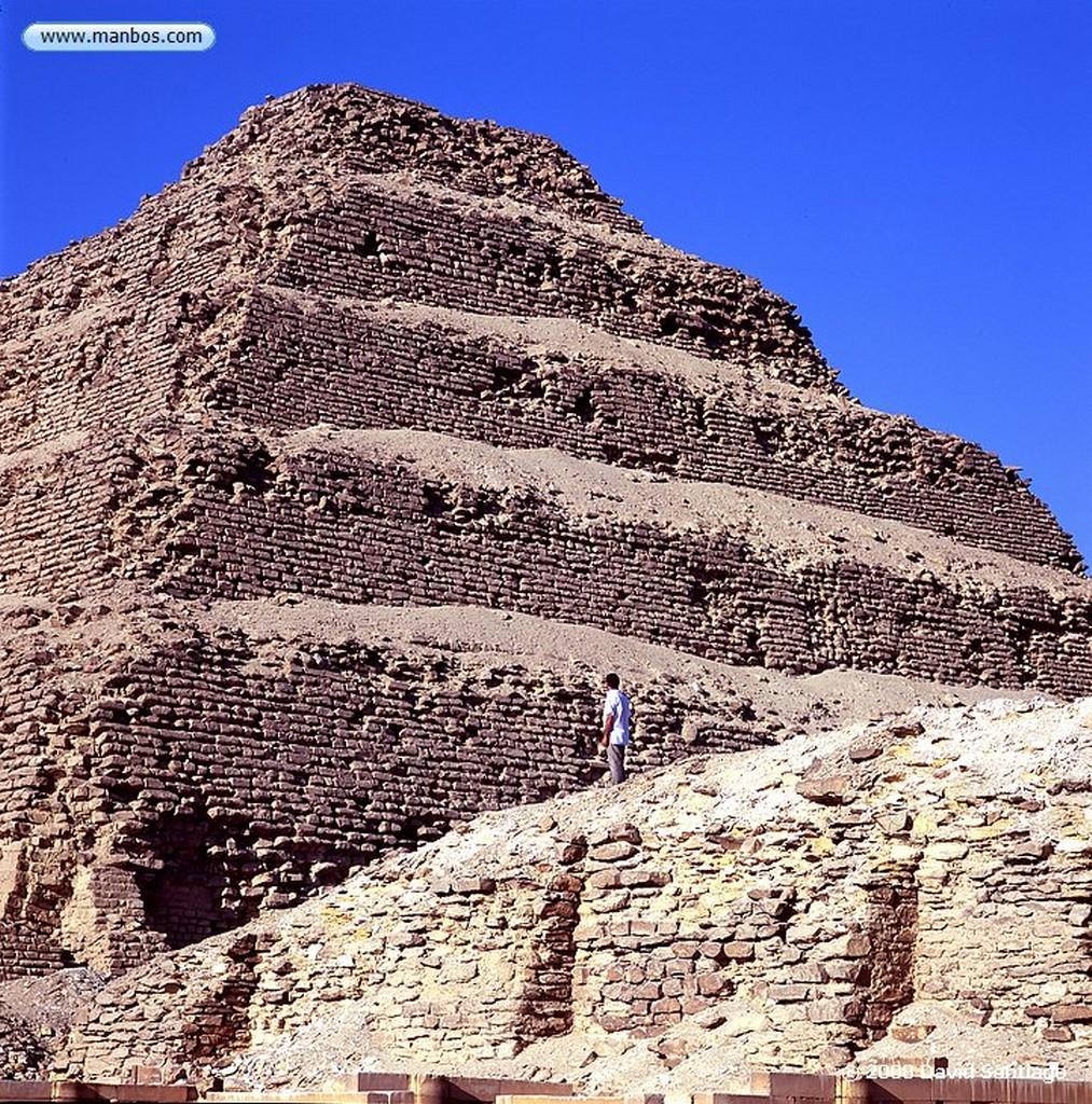 Cairo Necropolis de Sakkara_El Cairo Cairo