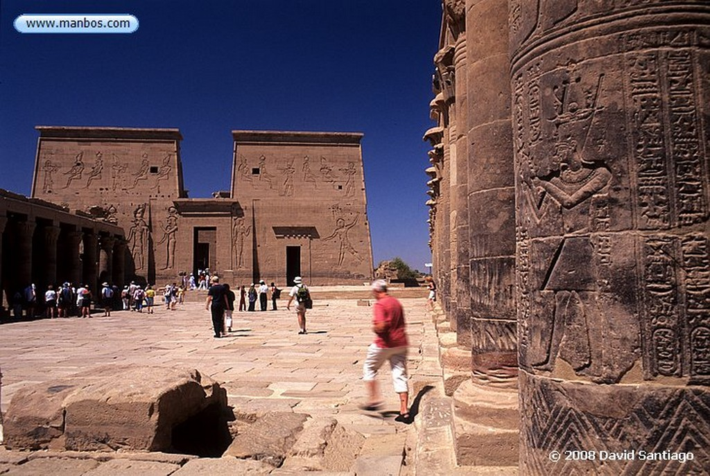 Asuan Templo de File-Asuan Asuan