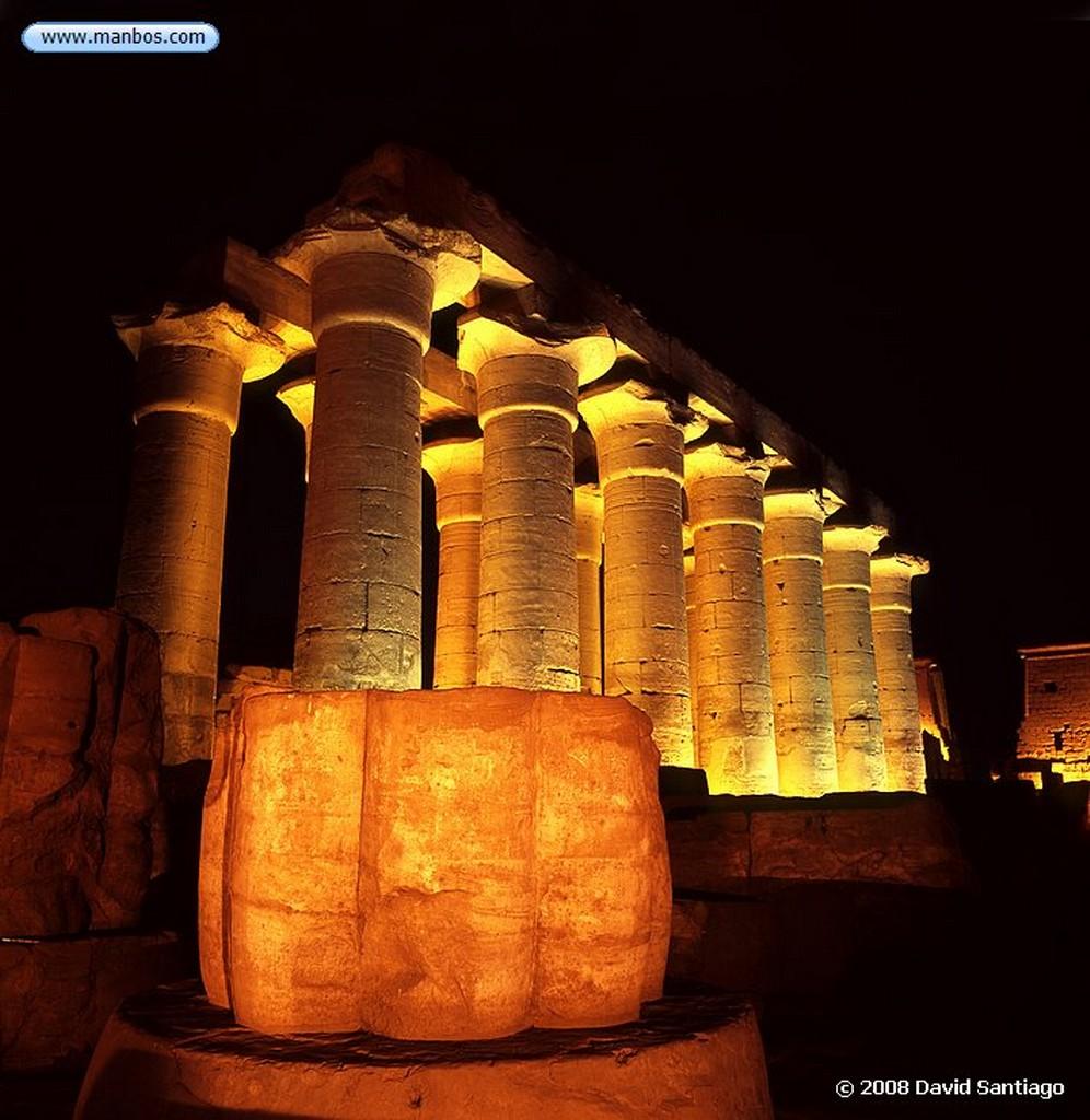 Luxor Templo de Karnak-Luxor Luxor
