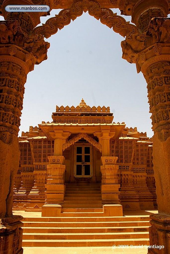 Jaisalmer Templo Jaini en Jaisalmer Jaisalmer