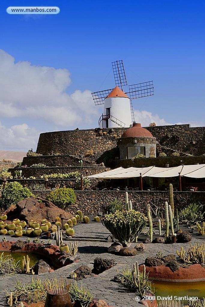 Lanzarote San Gabriel Castle Canarias