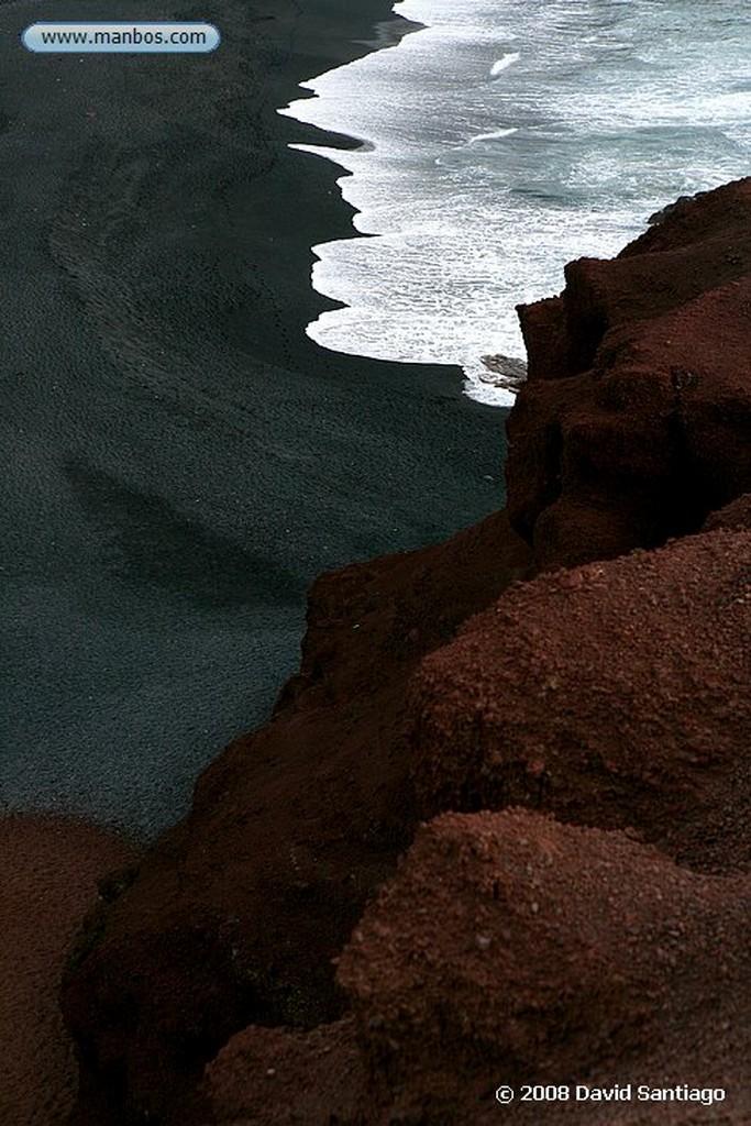 Lanzarote El Golfo Canarias