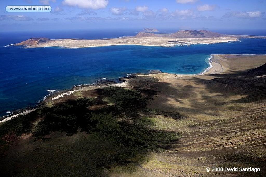 Lanzarote Isla Graciosa Canarias