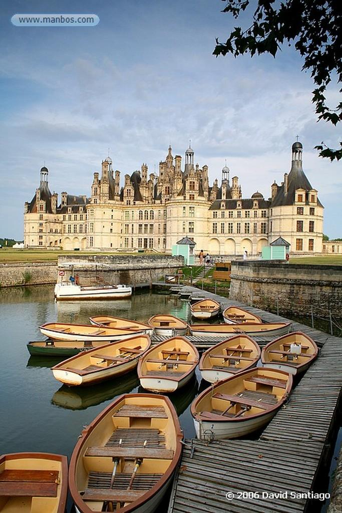 Valle del Loira Castillo de Rigny Usse Pays de la Loira