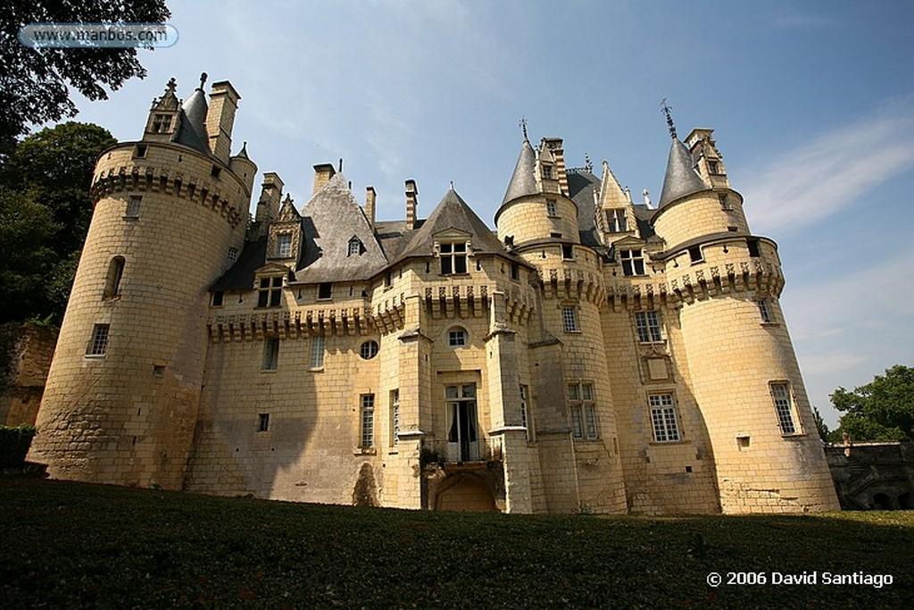 Valle del Loira Castillo de Chambord en Loira Pays de la Loira