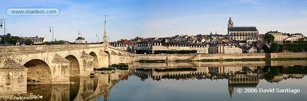 Valle del Loira Castillo de Chambord Pays de la Loira