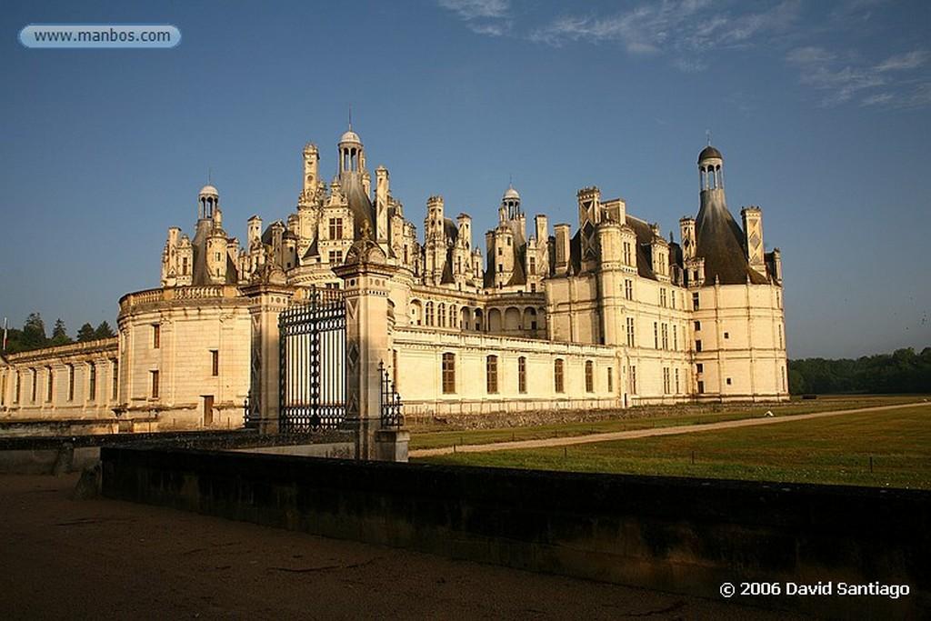 Valle del Loira Castillo de Azay le Rideau Pays de la Loira